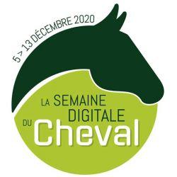 EVENEMENT SEMAINE DIGITALE DU CHEVAL du 5 au 13 décembre 2020